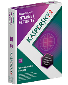 Kaspersky Internet Security 2012 (2 ПК / 1 год)