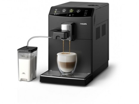 Кофемашина Кофемашина Philips Series 3000 Easy Cappuccino HD8829/09 черный